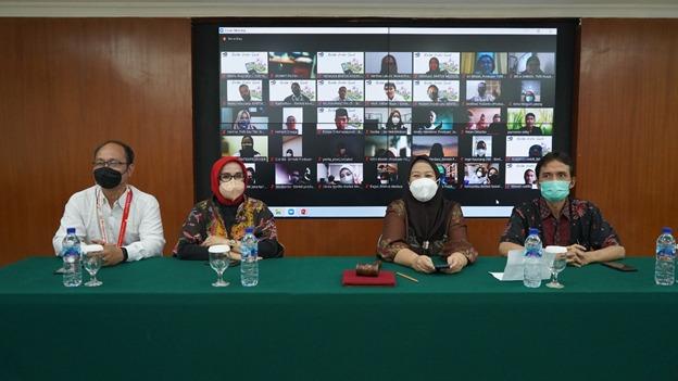 Penutupan BIMTEK Media Sosial dan Bimtek Produser